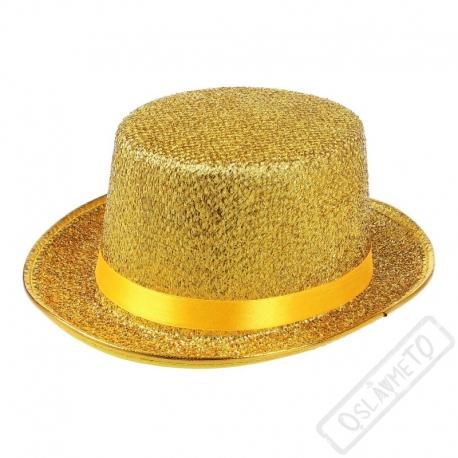 Klobouk Celebrate zlatý
