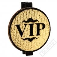 Dekorační dřevěný kolíček VIP