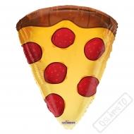 Nafukovací balónek fóliový Pizza 46cm