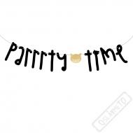 Papírová girlanda Party Time Kočka