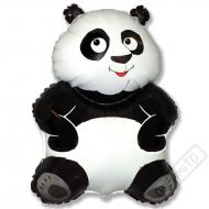 Nafukovací balón fóliový Panda 70cm