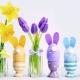 Velikonoční papírové ubrousky Veselí zajíčci