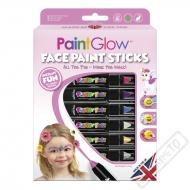 Barvy na obličej v tužce Fantasy Princess