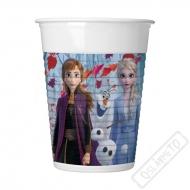 Plastové kelímky Frozen - Ledové království