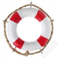 Ozdoba na ubrousek záchranný kruh