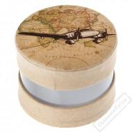 Krabička na sladkosti Cesta kolem světa