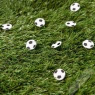 Papírové konfety na stůl Fotbalové míče