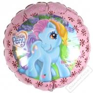 Nafukovací balónek fóliový Můj malý pony