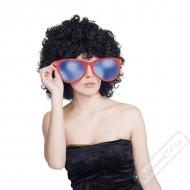 Jumbo party brýle červené