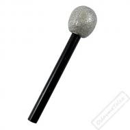 Plastový party mikrofon