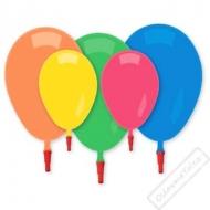 Nafukovací latexové balónky pískací