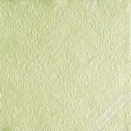 Luxusní papírové ubrousky Elegance Avokádo