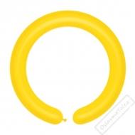 Tvarovací balónek žlutý