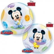 Nafukovací balón bublina Mickey Baby