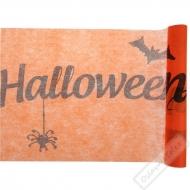 Stolová šerpa z netkané textilie Halloween