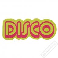 Samolepící konfety Disco