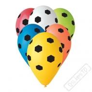Latexové balónky s potiskem Fotbal