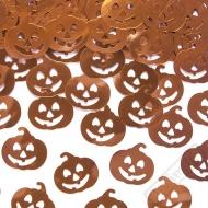 Dekorační konfety na stůl Dýně