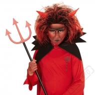 Paruka s rohy Ďábel