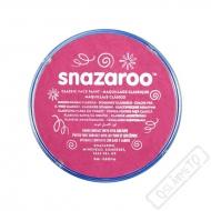 Barva na obličej Snazaroo růžová