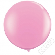 Nafukovací Jumbo balón růžový 85cm