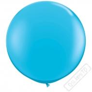 Nafukovací Jumbo balón azurový 85cm