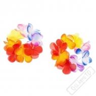 Havajské květinové náramky Hibiscus
