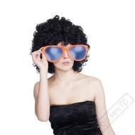 Jumbo party brýle oranžové