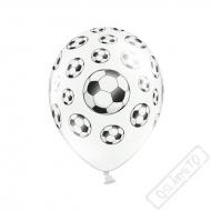 Latexový balónek s potiskem Fotbal