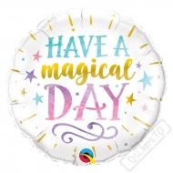 Nafukovací balónek fóliový Magical Day 45cm