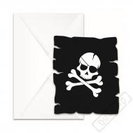 Pozvánky na oslavu Piráti