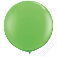 Nafukovací Jumbo balón zelený 85cm