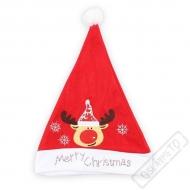 Čepice Santa se sobem