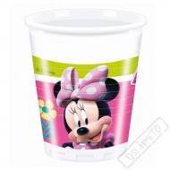 Plastové party kelímky Myška Minnie