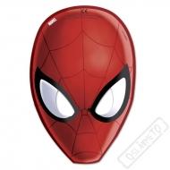 Karnevalové masky na obličej Spiderman
