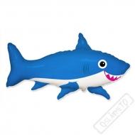 Nafukovací balón fóliový Žralok 90cm