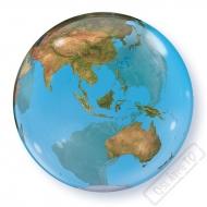 Nafukovací balón bublina Planeta Země 56cm