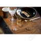 Metalické konfety na stůl VIP zlaté
