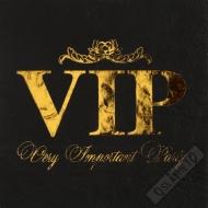 Papírové party ubrousky VIP