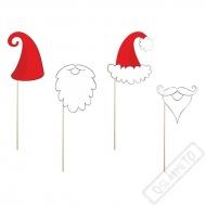 Rekvizity na focení Vánoční