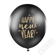 Latexové balónky s potiskem Silvestr Style