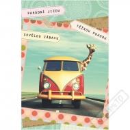 Blahopřání k narozeninám Hippie Bus