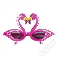 Party brýle Plameňák