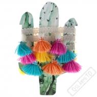 Dekorační stuha s třásněmi Mexiko