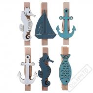 Dekorační kolíčky Sea Side