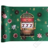 Stolová šerpa z netkané textilie Casino