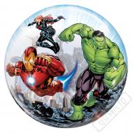 Nafukovací balón bublina Avengers 56cm