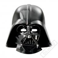 Papírové masky na obličej Darth Vader