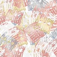 Dekorační konfety na stůl narozeninové Rose-Gold