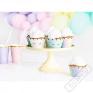 Košíčky na muffiny Pastel